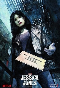 Jessica Jones images courtesy of Marvel Television, ABC Studios, Tall Girls Productions, and Netflix
