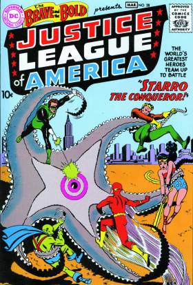 justice-league-first-appearance